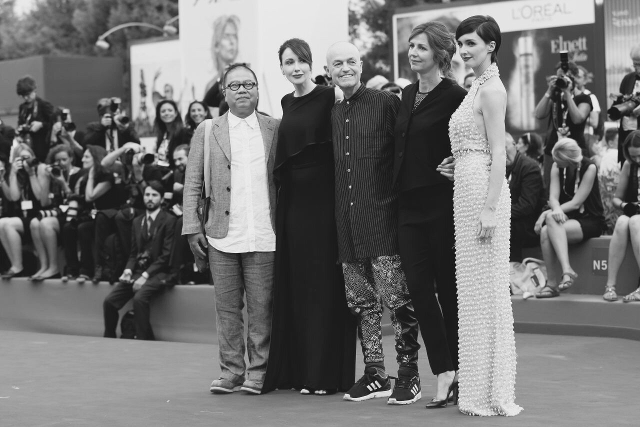 paz-vega-opening-ceremony-and-premiere-of-everest-2015-venice-film-festival