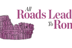 ALL ROADS LEAD TO ROMA LLEGARA A LOS CINES EN FEBRERO 2016